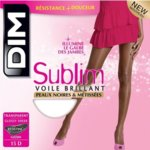 DIM Paris Sublim Voile Brillant чорапогащи, 15DEN