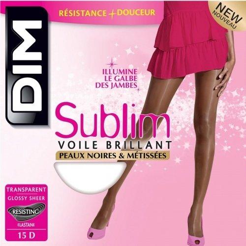 DIM Paris Sublim Voile Brillant чорапогащи, 15DEN, D1185