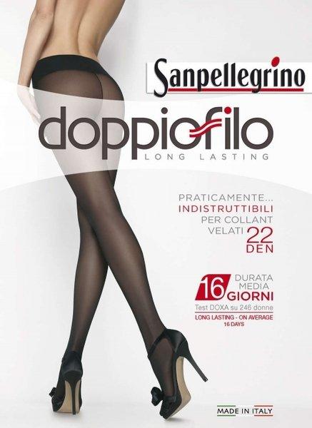 SANPELLEGRINO чорапогащи  DOPPIOFILO, 22 DEN - SPC00220