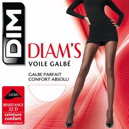 Diam's   Voile Galbé 22 sheer , 22DEN, D1141