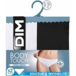 DIM Paris Body Touch 2 бр бикини памук 04NR