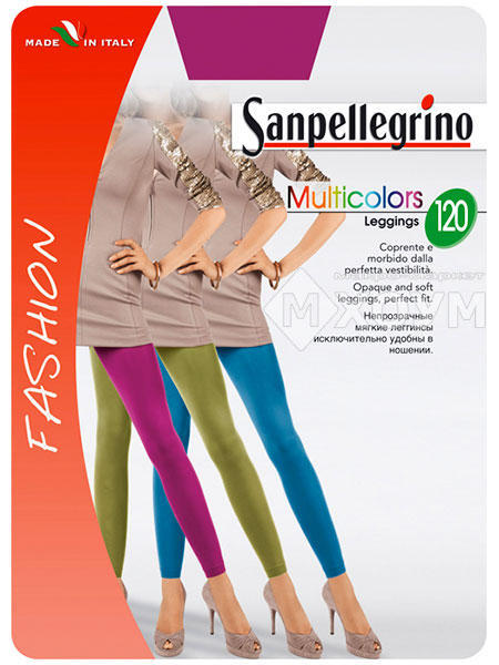 SANPELLEGRINO клин  MULTICOLOR 120 DEN - VSPC00261-Copy