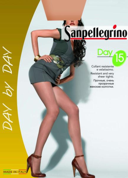 SANPELLEGRINO чорапогащи DAY by DAY, 15 DEN - SPC00009