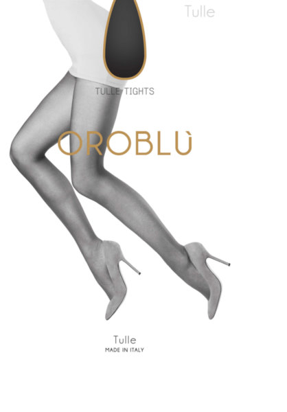 OROBLU TULLE FASHION, покрита мрежа, 20den, VOBC01393