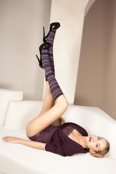 OROBLU фигурални чорапи WILMA, VОВC62873