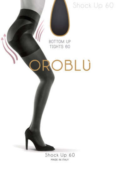 OROBLU Shock Up 60  оформящ чорапогащник, 60DEN, VОВC01462