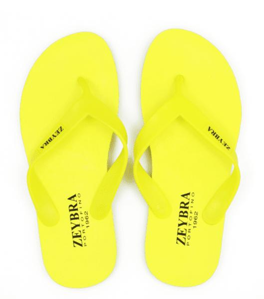 ZEYBRA джапанки AUF701 giallo