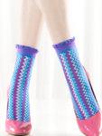 EMILIO CAVALLINI къси чорапи 9192-Copy
