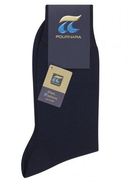 POURNARA мъжки чорапи от 100% мерсеризиран памук. арт.110