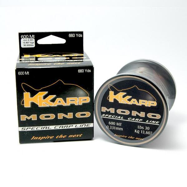 Монофилно влакно K-Karp MONO - 600м
