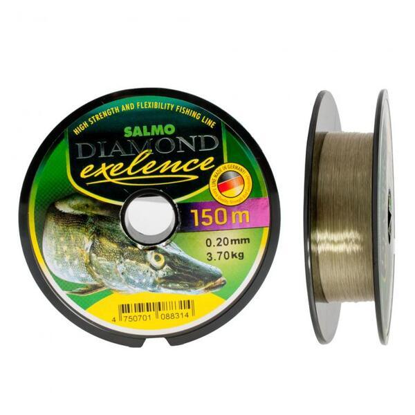 Монофилно влакно Salmo DIAMOND EXELENCE - 150м