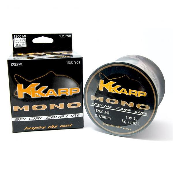 Монофилно влакно K-Karp MONO - 1200м