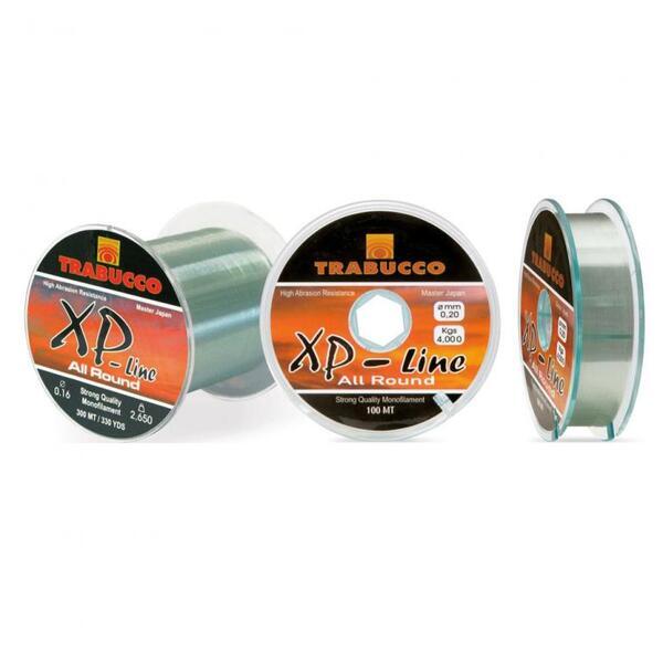 Монофилно влакно Trabucco XP-LINE ALLROUND - 100м