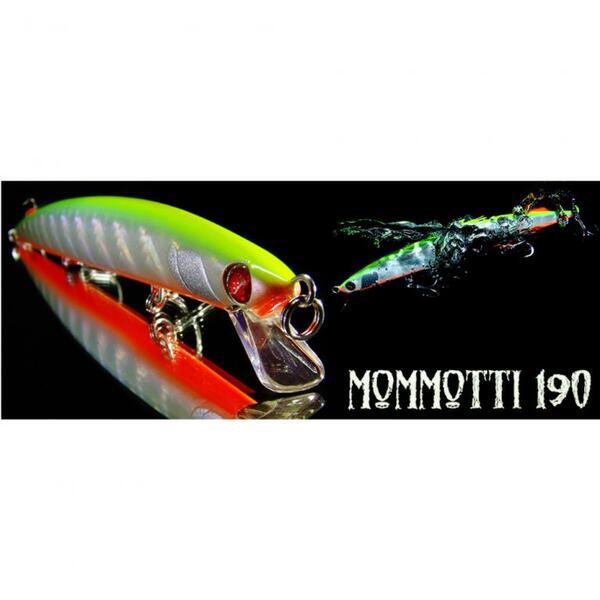 Воблер Seaspin MOMMOTTI S 190