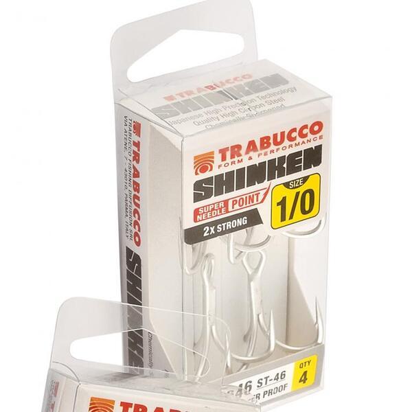 Тройни куки Trabucco SHINKEN ST-46 TN