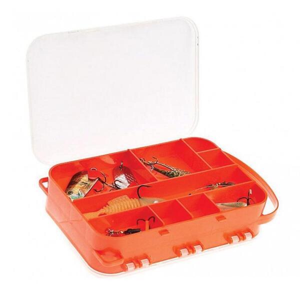 Риболовна кутия Salmo 2515 - двустранна