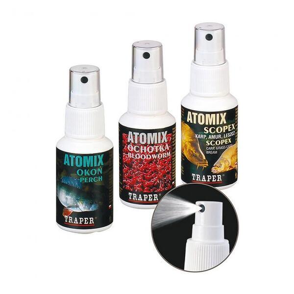 Ароматизатор спрей Traper ATOMIX - 50мл
