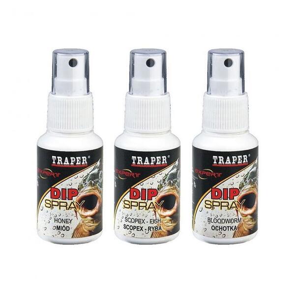 Ароматизатор спрей Traper DIP SPRAY - 50мл