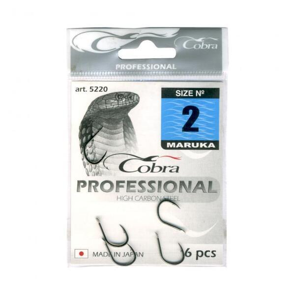 Куки Cobra Professional MARUKA