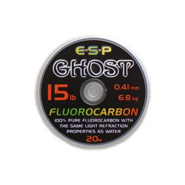 Флуорокарбоново влакно E-S-P GHOST 20 m