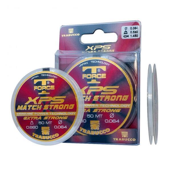 Монофилно влакно Trabucco T-FORCE XPS MATCH STRONG - 25м