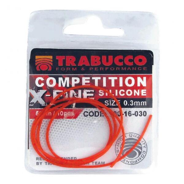 Силиконов шлаух Trabucco COMPETITION X-FINE