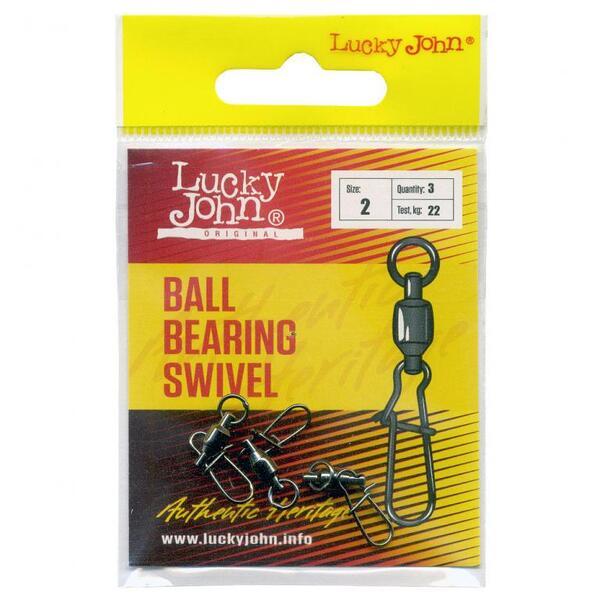 Вирбел Lucky John BALL BEARING SWIVEL