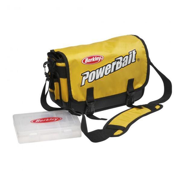 Риболовна чанта Berkley POWERBAIT Yellow - S
