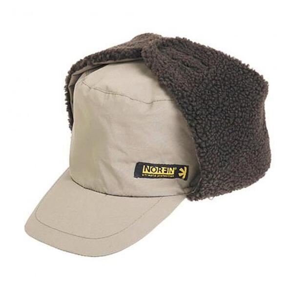 Зимна шапка-ушанка Norfin BEIGE