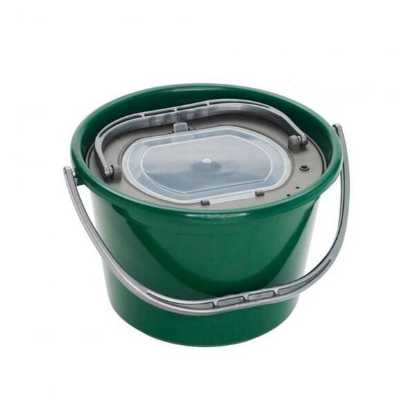 Кофа за рибки Plastilys кръгла SVR-GR