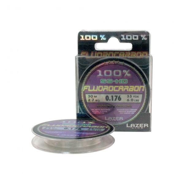 Флуорокарбоново влакно Lazer FLUOROCARBON SS HD - 30м
