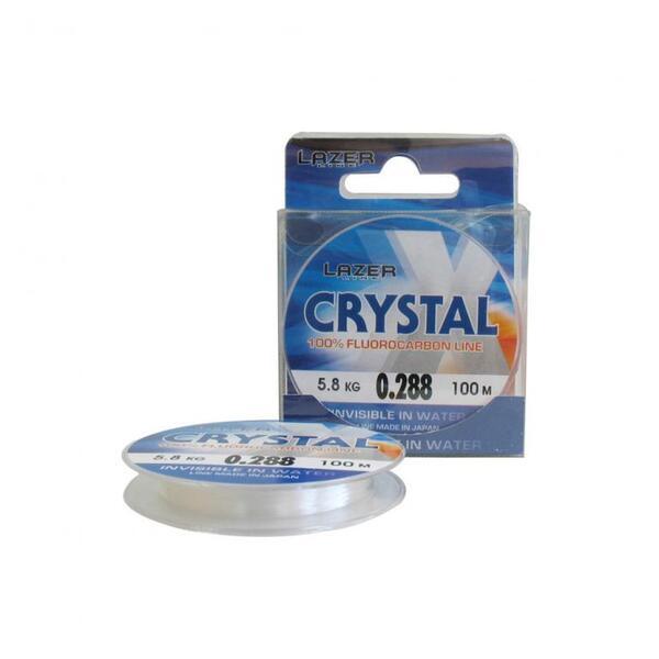 Флуорокарбоново влакно Lazer CRYSTAL - 30м