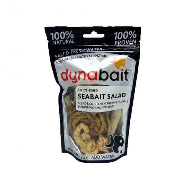 Сушени Seabait Salad DYNABAIT