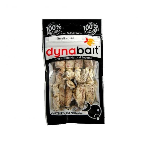 Сушени малки калмари DYNABAIT
