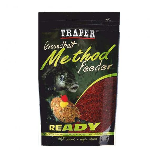 Захранка Traper METHOD FEEDER READY 750г