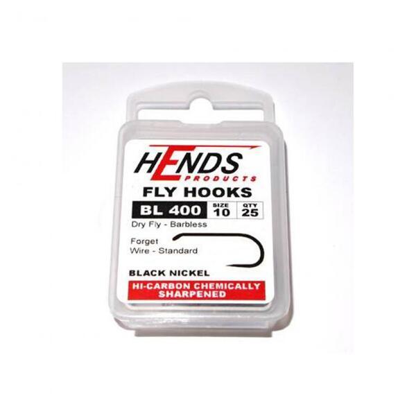 Куки за суха муха Hends 400 BL