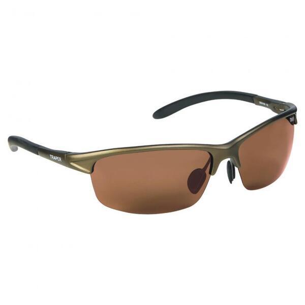 Слънчеви очила Traper MAGNESIUM VX - Brown