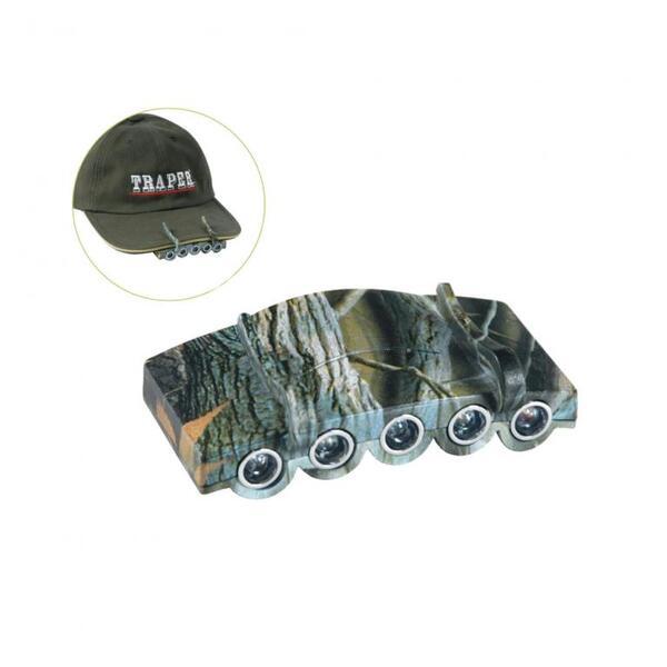 Фенер Traper 67002 - за шапка