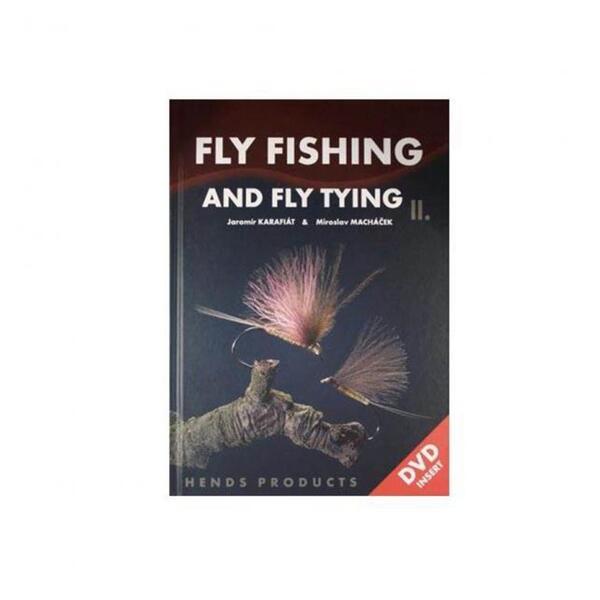Книга за връзване на мухи и риболов Hends