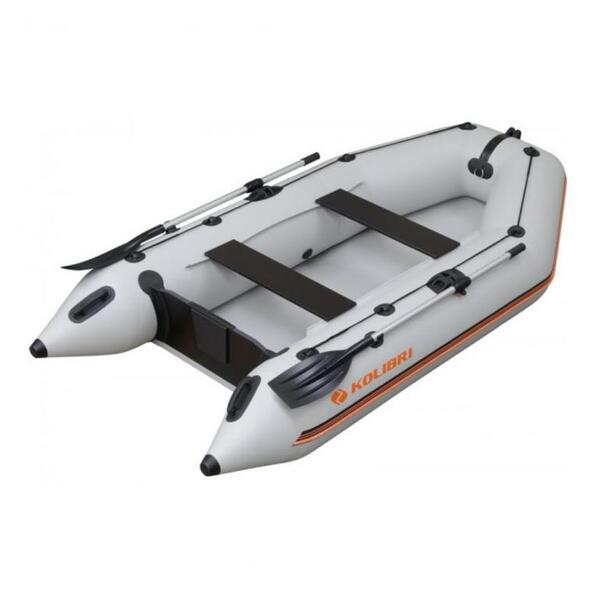 Надуваема моторна лодка Kolibri KM-300 BOOK DECK