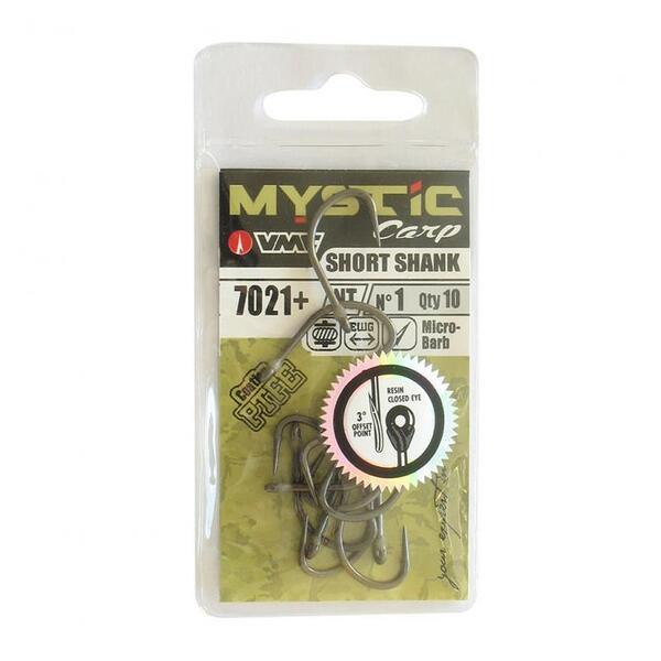 Куки VMC MYSTIC CARP 7021NT