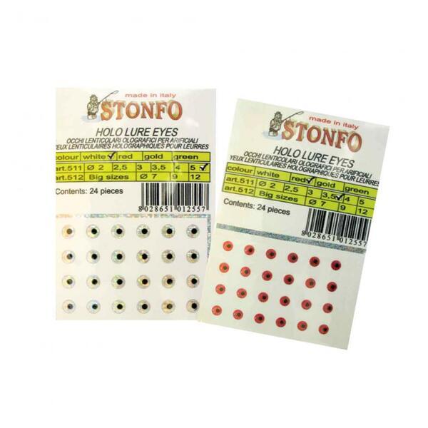 Очички Stonfo - за примамки