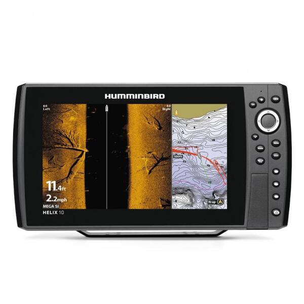 Сонар Humminbird HELIX 10 CHIRP MEGA SI GPS G2N