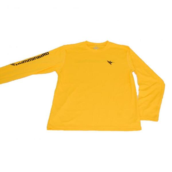 Блуза Humminbird LONG SLEEVE PERFORMANCE - GOLD