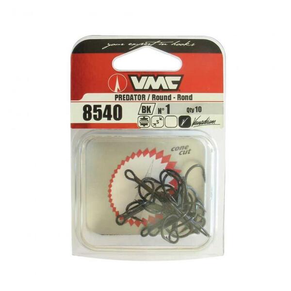 Тройни куки VMC 8540 BK