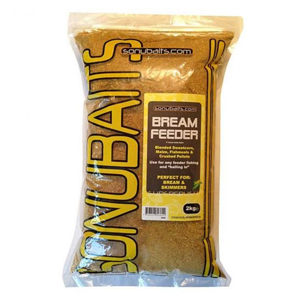 Захранка Sonubaits BREAM FEEDER 2кг