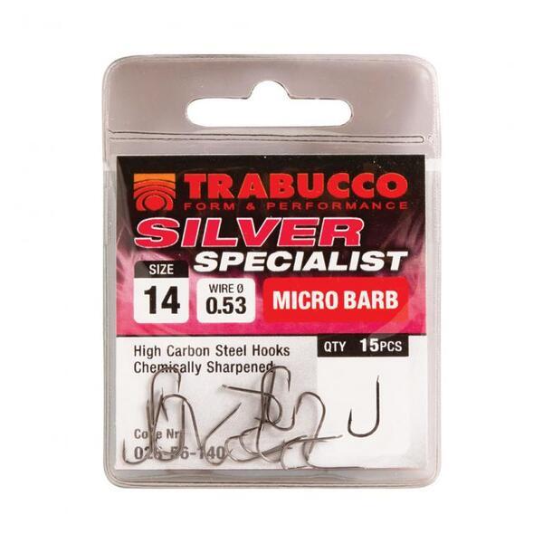 Куки Trabucco SILVER SPECIALST