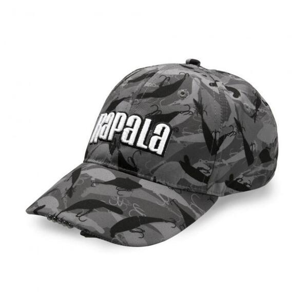 Бейзболна шапка Rapala 5 LED