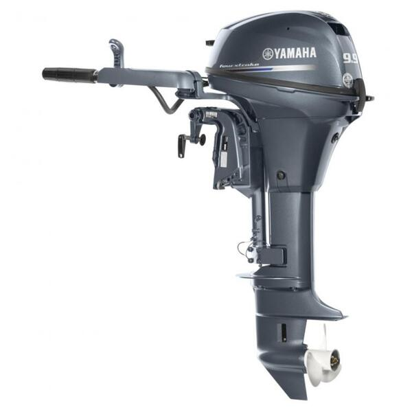 Извънбордов двигател Yamaha F 9.9 JMHL