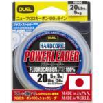 Флуорокарбоново влакно DUEL POWERLEADER FC 50м